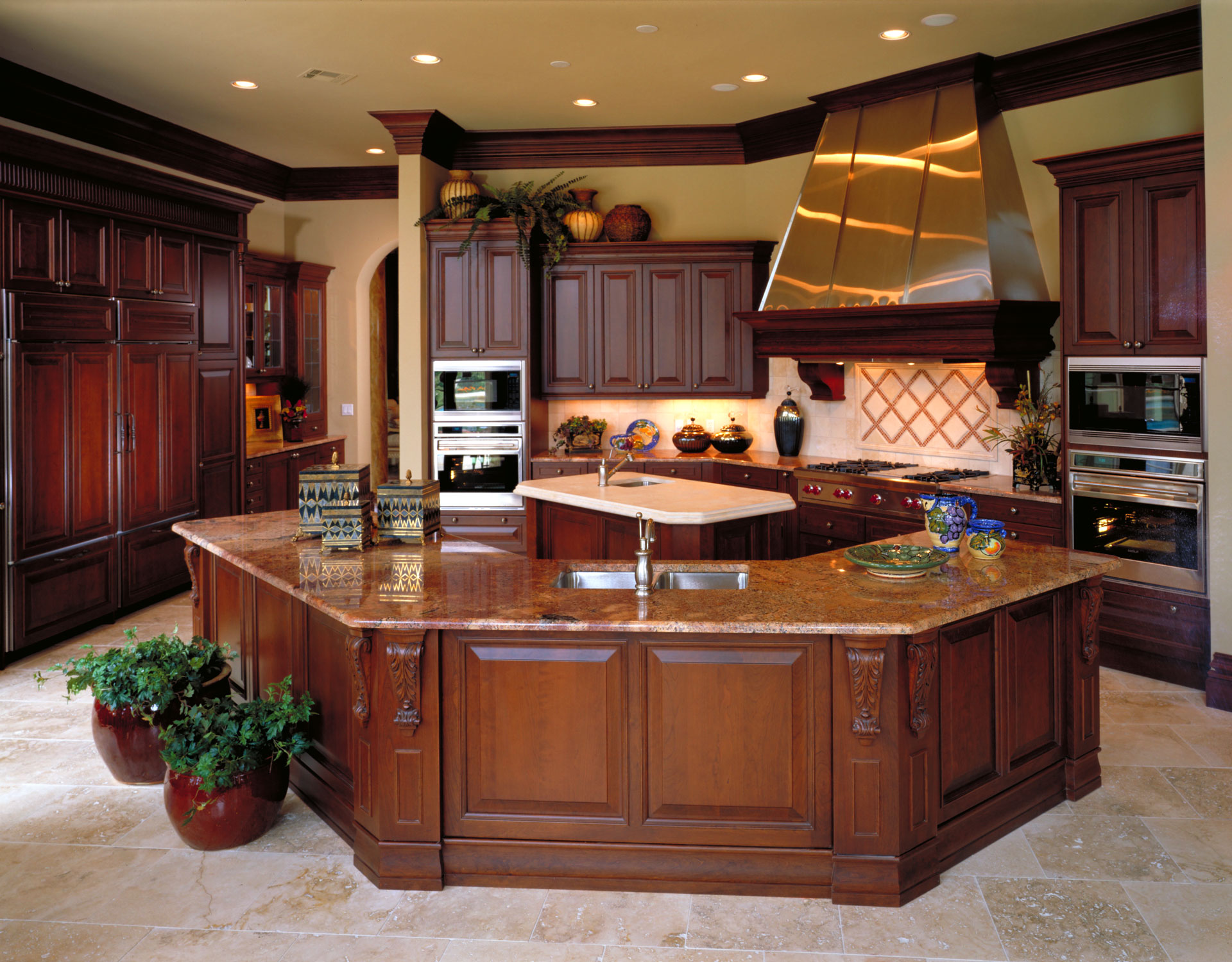 Cuttwood Construction Co. Custom Wood Cabinets, Custom Kitchen Cabinets and Custom Cabinets